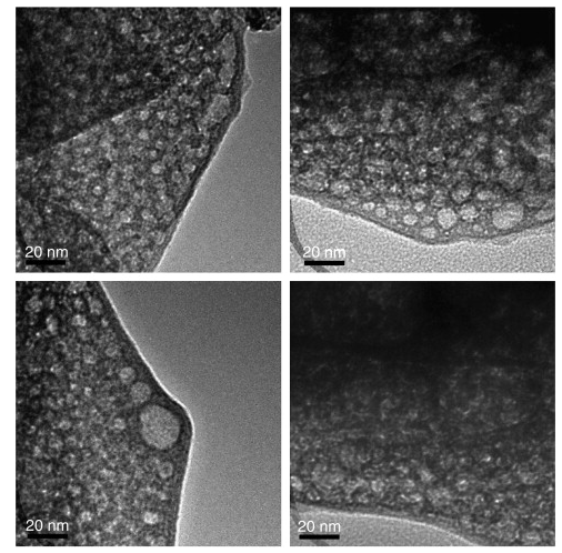 37.Mesoporous indium oxide synthesized via a nanocasting route